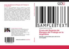 Capa do livro de Crisis del Sistema de Riesgos del Trabajo en la Argentina