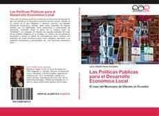 Borítókép a  Las Políticas Públicas para el Desarrollo Económico Local - hoz