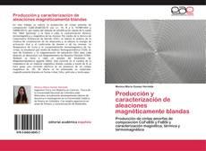 Producción y caracterización de aleaciones magnéticamente blandas的封面