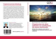 Couverture de Fitoplancton de altas latitudes en condiciones de ozono disminuido