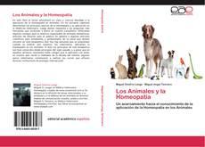 Portada del libro de Los Animales y la Homeopatía
