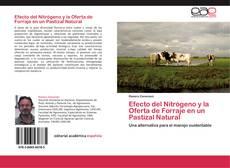 Bookcover of Efecto del Nitrógeno y la Oferta de Forraje en un Pastizal Natural