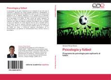 Borítókép a  Psicología y fútbol - hoz