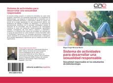 Portada del libro de Sistema de actividades para desarrollar una sexualidad responsable