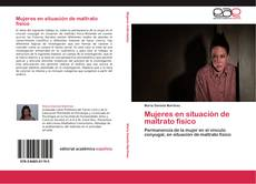 Buchcover von Mujeres en situación de maltrato físico