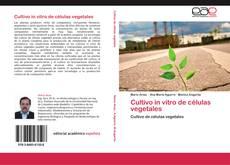 Bookcover of Cultivo in vitro de células vegetales