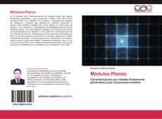 Обложка Módulos Planos