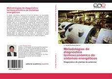 Capa do livro de Metodologías de diagnóstico termoeconómico de sistemas energéticos