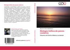 Portada del libro de Biología trófica de peces costeros