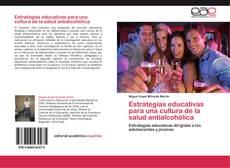 Borítókép a  Estrategias educativas para una cultura de la salud antialcohólica - hoz