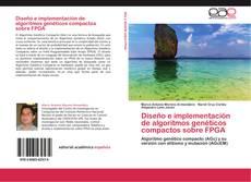 Capa do livro de Diseño e implementación de algoritmos genéticos compactos sobre FPGA