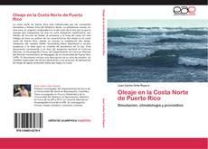 Portada del libro de Oleaje en la Costa Norte de Puerto Rico