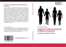 Обложка Análisis Tridimensional de la Marcha Humana
