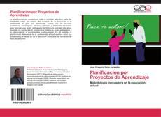 Capa do livro de Planificacion por Proyectos de Aprendizaje