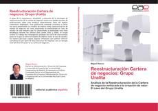 Bookcover of Reestructuración Cartera de negocios: Grupo Uralita