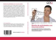 Diseño de actividades con recursos online: kitap kapağı