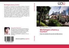 Portada del libro de Morfología urbana y Confort