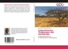 Capa do livro de Leguminosas Tropicales del Semiárido