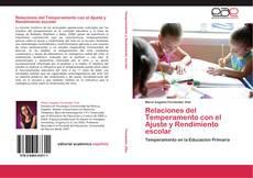 Portada del libro de Relaciones del Temperamento con el Ajuste y Rendimiento escolar