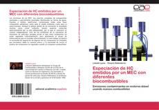 Portada del libro de Especiación de HC emitidos por un MEC con diferentes biocombustibles