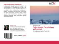 Colectividad Española en Valparaíso kitap kapağı