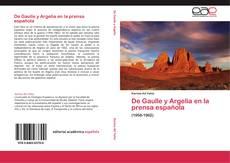 Обложка De Gaulle y Argelia en la prensa española