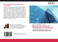 Portada del libro de Buró de Reclamos de Instituciones Financieras