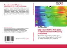 Обложка Espectrometría NIR para la clasificación de frutas y hortalizas
