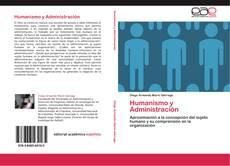 Portada del libro de Humanismo y Administración