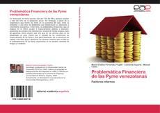 Portada del libro de Problemática Financiera de las Pyme venezolanas