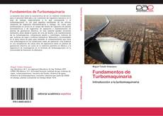 Bookcover of Fundamentos de Turbomaquinaria