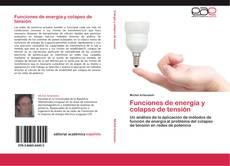 Portada del libro de Funciones de energía y colapso de tensión