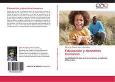 Capa do livro de Educación y derechos humanos