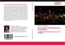 Portada del libro de Formación Profesional en Costa Rica