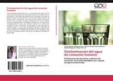 Buchcover von Contaminación del agua de consumo humano