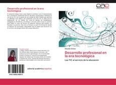 Portada del libro de Desarrollo profesional en la era tecnológica
