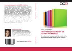 Bookcover of Internacionalización de las IES en México