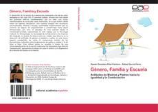 Capa do livro de Género, Familia y Escuela