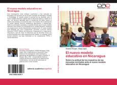 Обложка El nuevo modelo educativo en Nicaragua