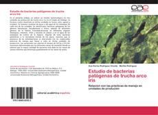Estudio de bacterias patógenas de trucha arco iris kitap kapağı