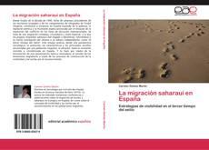Portada del libro de La migración saharaui en España