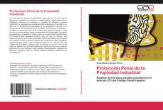 Buchcover von Protección Penal de la Propiedad Industrial