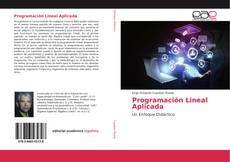 Обложка Programación Lineal Aplicada