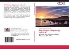 Bookcover of Morfología del paisaje cultural