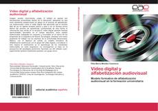 Capa do livro de Vídeo digital y alfabetización audiovisual