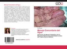 Обложка Manejo Comunitario del Agua