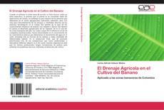 Bookcover of El Drenaje Agrícola en el Cultivo del Banano