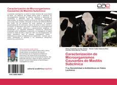 Borítókép a  Caracterización de Microorganismos Causantes de Mastitis Subclínica - hoz