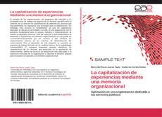 Borítókép a  La capitalización de experiencias mediante una memoria organizacional - hoz