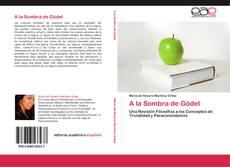 A la Sombra de Gödel的封面